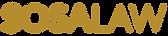 Sosa Law Logo Horizontal GOLD alone.png