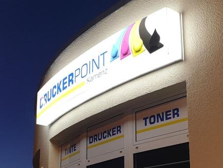 DruckerPoint Kamenz - Neuer Name, gleiche Leistung!
