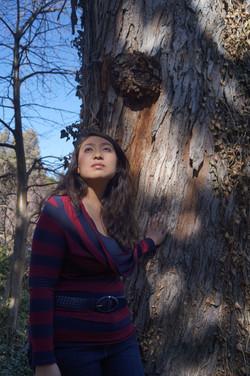 Michelle in Nature