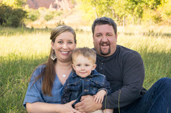 Chad, Erin & Landon