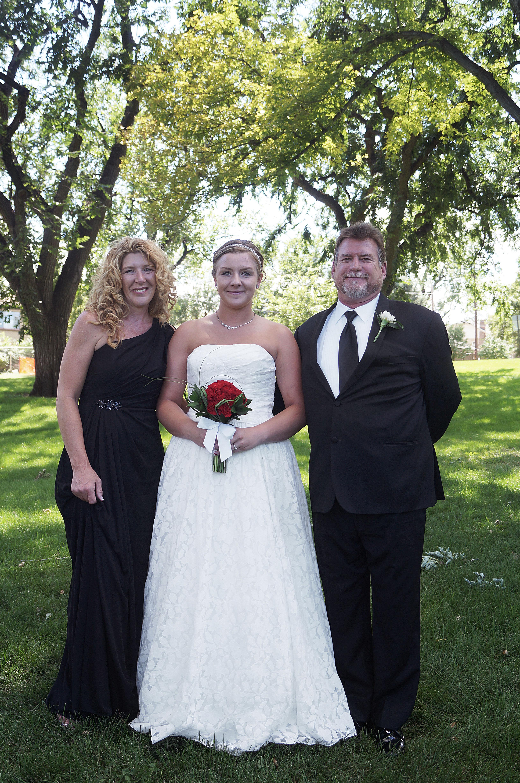 Brides' Family