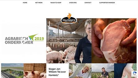 Homepage Hamletz