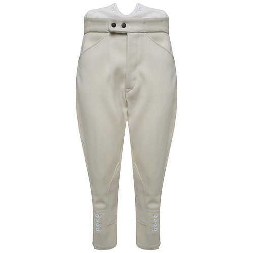 Traditional Cut Ladies Bedford Cord Hunting Breeches