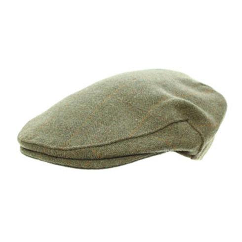 Kids Derby Tweed Flat Cap