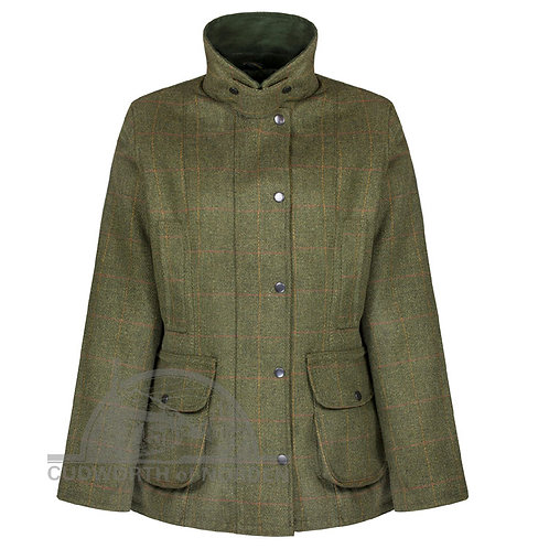 Ladies Derby Tweed Jacket
