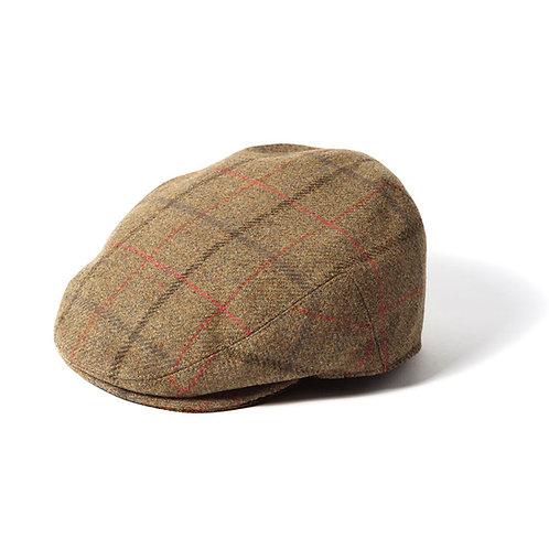 Failsworth Tweed Gamekeeper cap
