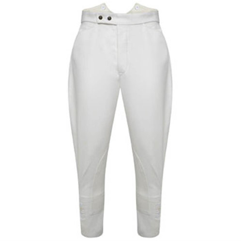 Traditional Cut Ladies Moleskin Hunting Breeches
