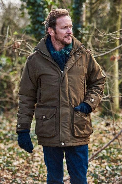 Sherwood Forest Barnston Hunting Jacket - Moss Olive