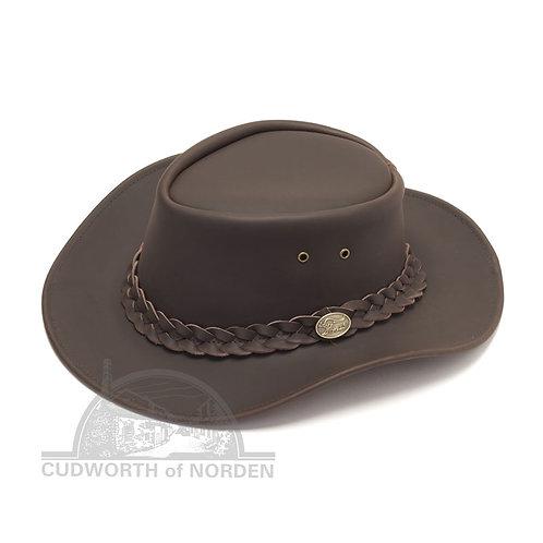 Australian Style Leather Hat