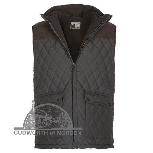 Gents Quilted Fleece Lined Arundel Bodywarmer