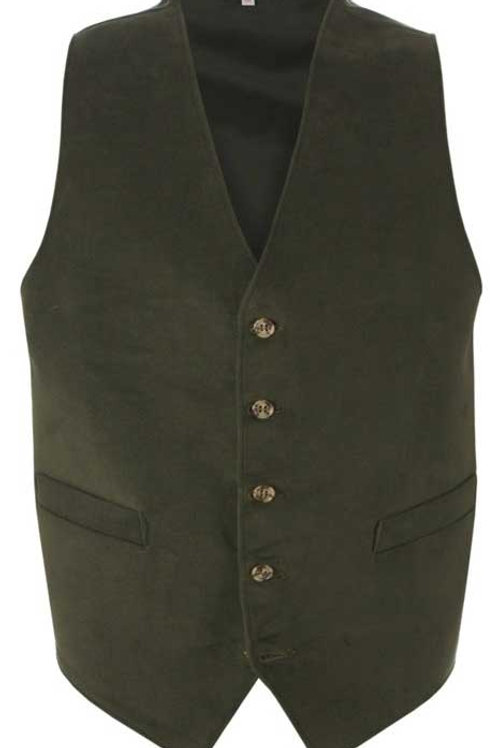 Supermole Moleskin Waistcoat - 119
