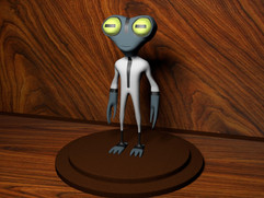 3D Character Maya