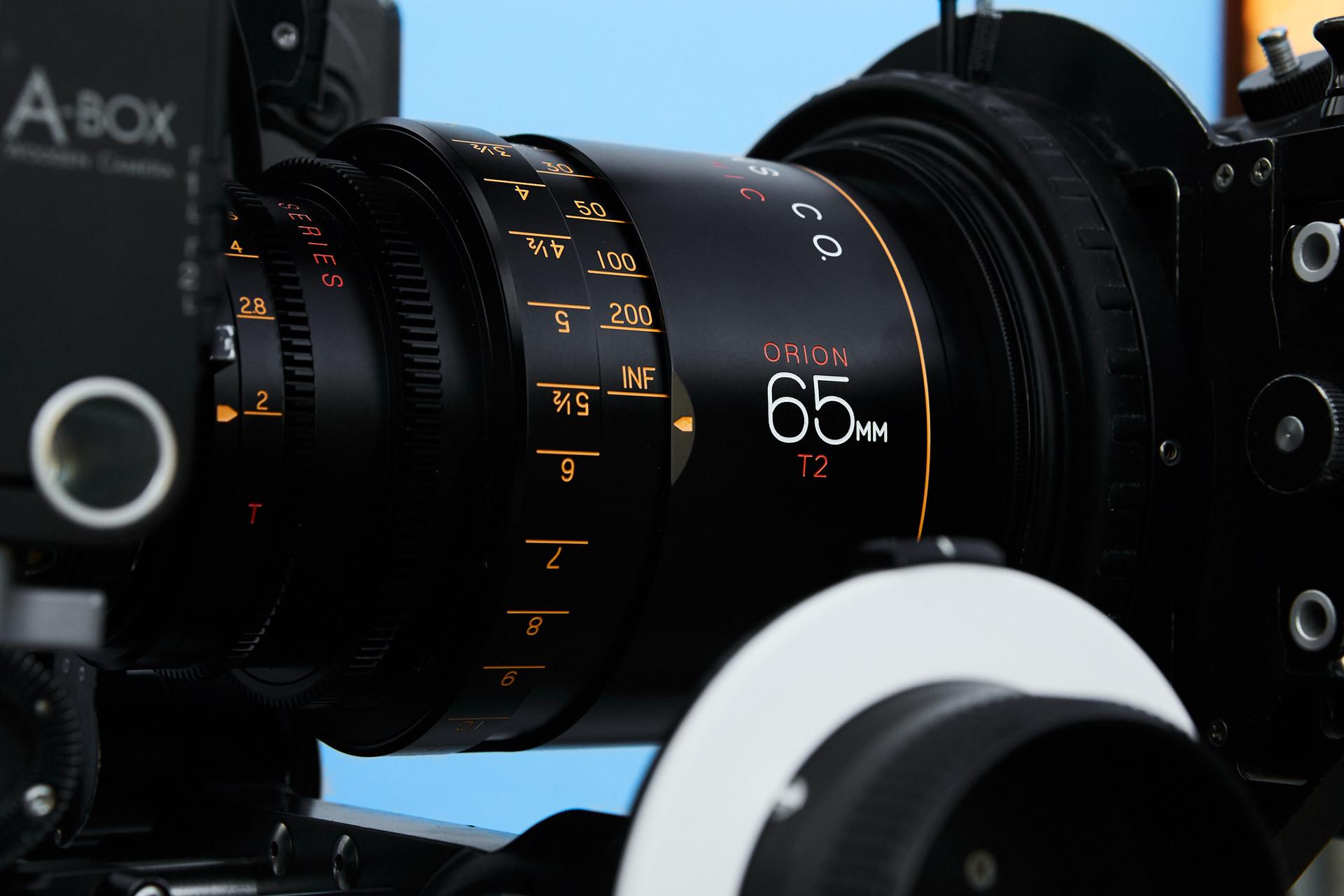 Atlas Orion 65mm Lens