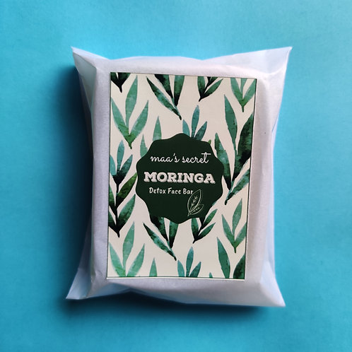 Moringa Detox Face Bar