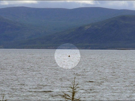 LAKE LABYNKYR OF SIBERIA HAS A HIDDEN MONSTER