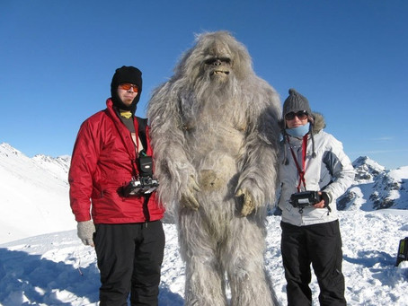 PROOF OF THE RUSSIAN BIGFOOT? NOT YETI!