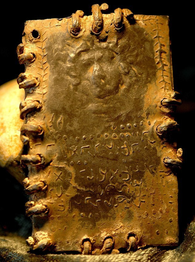 First-ever portrait of Jesus Christ?
