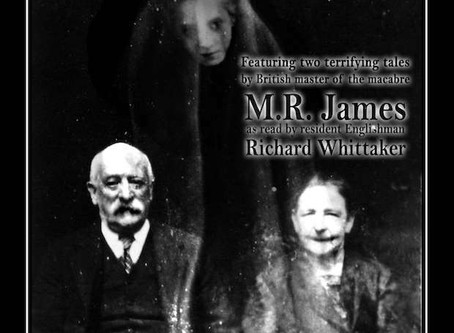 TONIGHT: AN EVENING OF CHRISTMAS GHOST STORIES WITH RICHARD WHITTAKER!