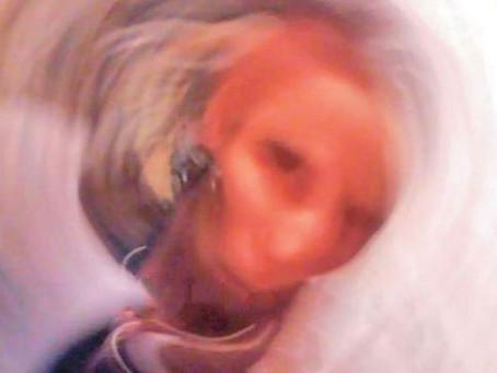 "Dead Grandmother Sends ""Selfie"" from Hell"
