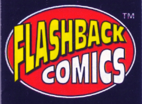 """FLASHBACK COMICS RETURNS WITH """"MUSEUM OF THE WEIRD"""" COMIC BOOK!"""
