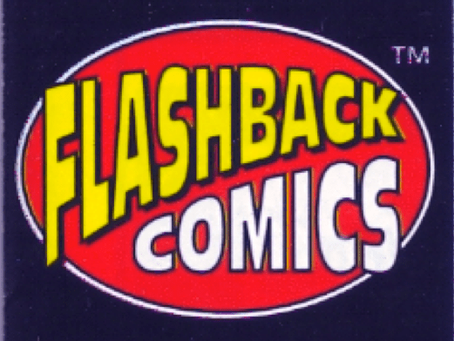 "FLASHBACK COMICS RETURNS WITH ""MUSEUM OF THE WEIRD"" COMIC BOOK!"