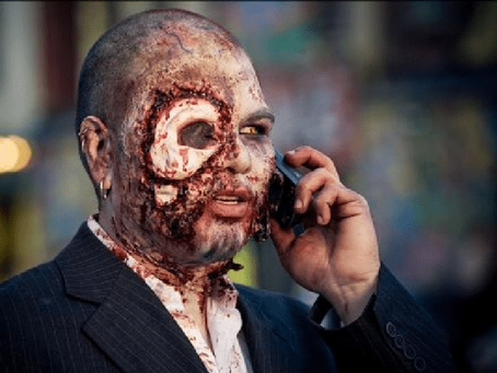 The Walking Dead….Syndrome