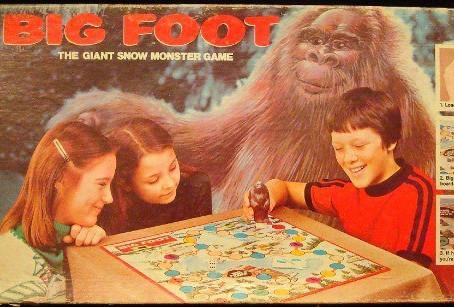 The Long-Lost Bigfoot Board Game
