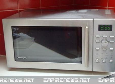 Possessed Microwave Terrorizes Family