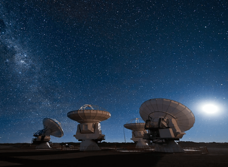 Could Mysterious Radio Signals Be E.T.?