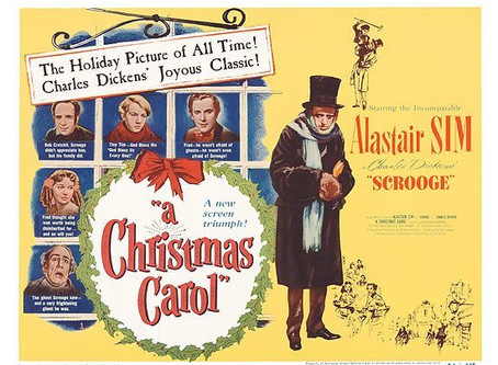JOIN US FOR A SCREENING OF THE DICKENS' CLASSIC, A CHRISTMAS CAROL!