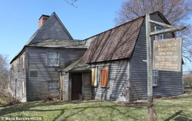 The Fairbanks Homestead: Oldest Haunted House in America?