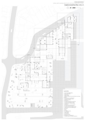 Complete Ground Floor Plan. Pan(el)demonium!