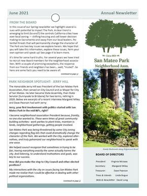 June Newsletter is here!
