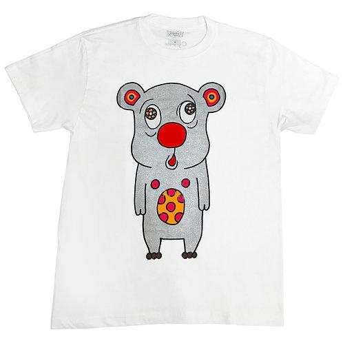 トボッチョTシャツ Silver シルバー