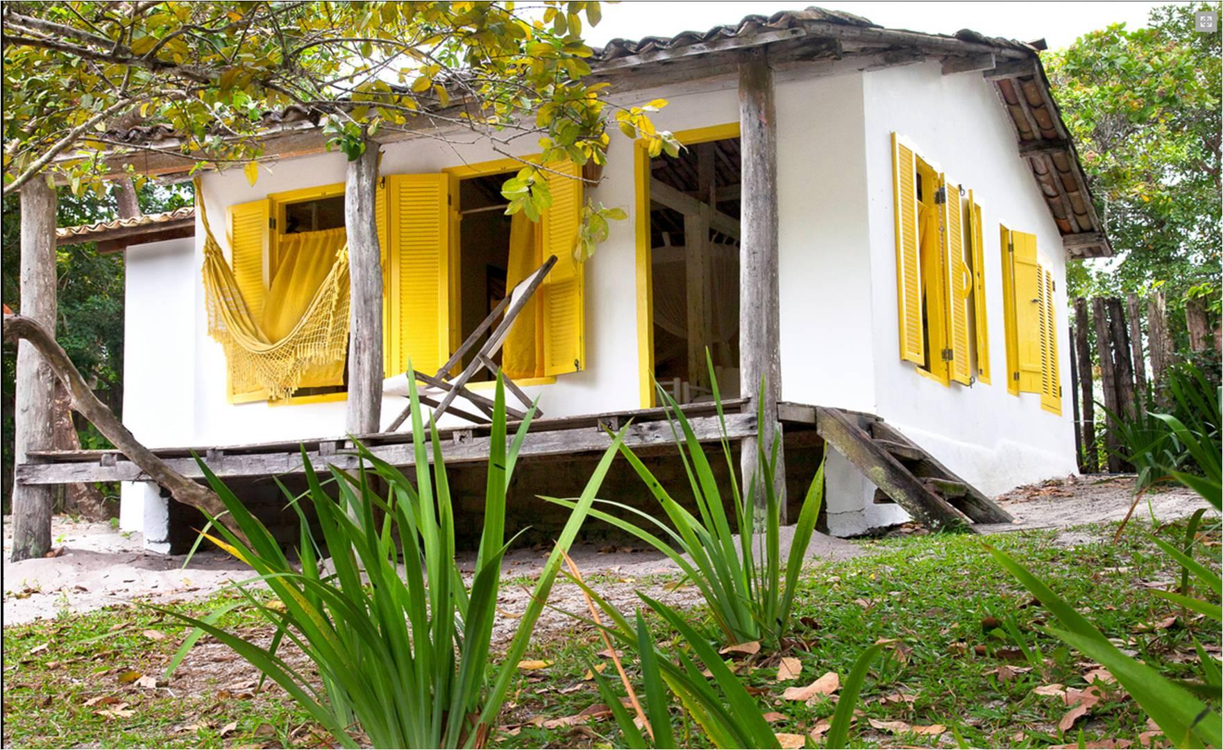 bangalo amarelo