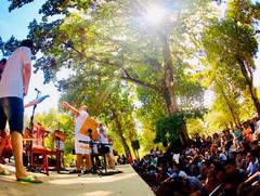 Concerto gratuito ao ar livre