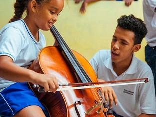 Projeto de iniciação musical