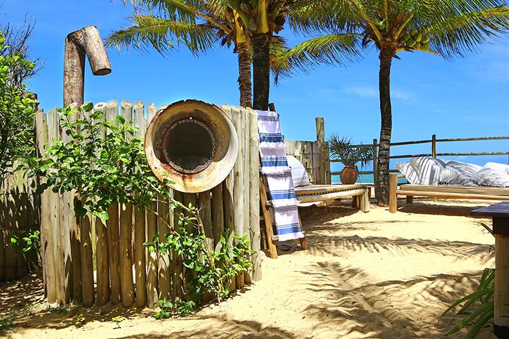 Casa 6 Quartos pé na Areia