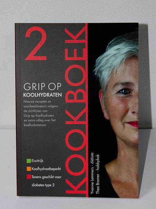 Grip op Koolhydraten (GOK), Kookboek deel 2
