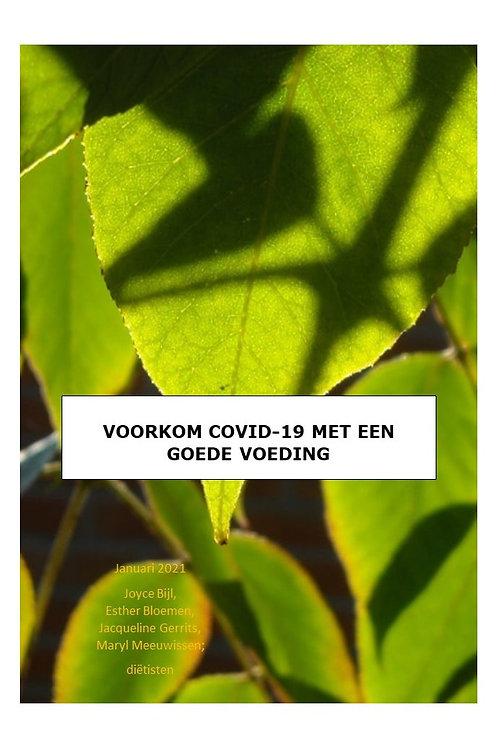 Brochure Corona voorkomen (cliënten)