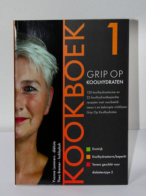 Grip Op Koolhydraten (GOK), Kookboek deel 1