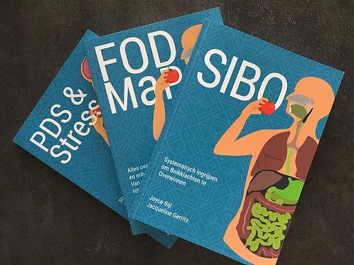 Bundel SIBO-FODMaP-PDS & Stress