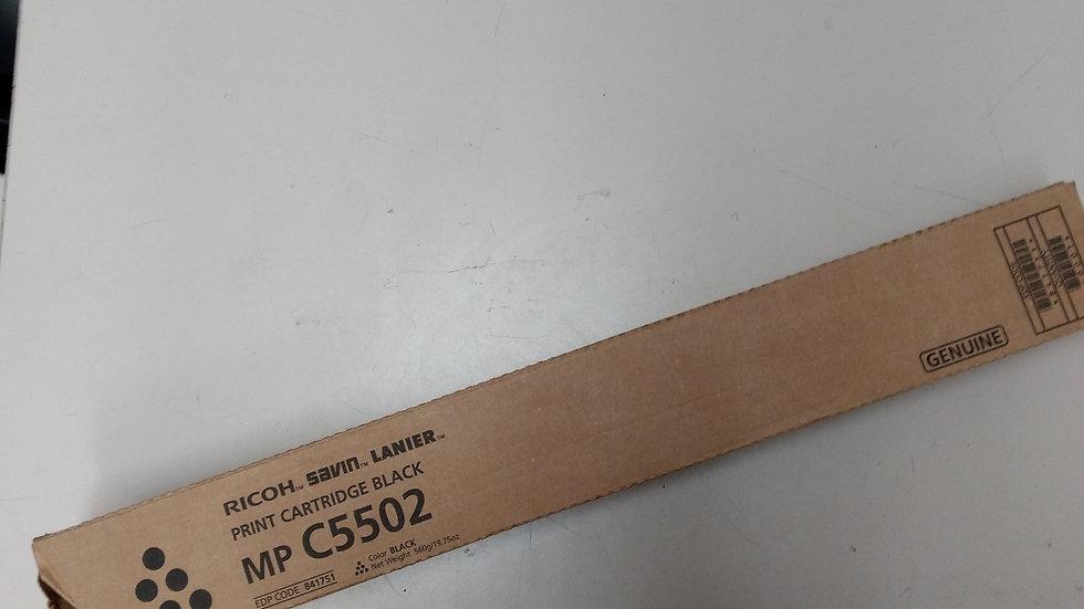 MP C5502 Black