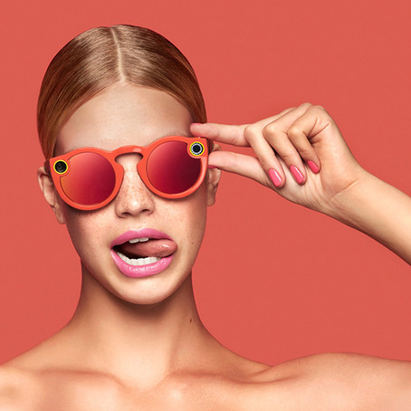 THE SNAPCHAT SPECTACLES ARE NOW AVAILABLE ONLINE