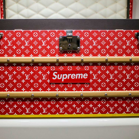 THE SUPREME X LOUIS VUITTON COLLECTION