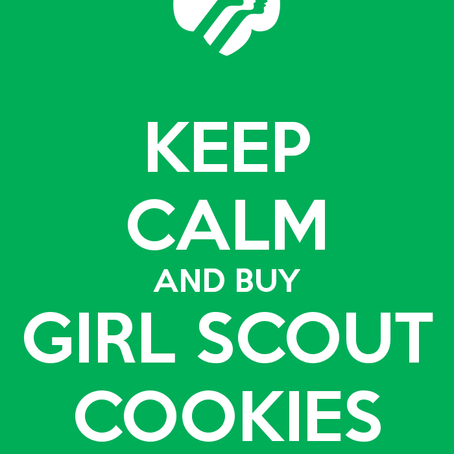 GIRL SCOUTS TEAM UP WITH PILLSBURY