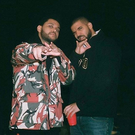 DRAKE BRINGS OUT THE WEEKND IN GERMANY FOR HIS 'BOY MEETS WORLD' TOUR