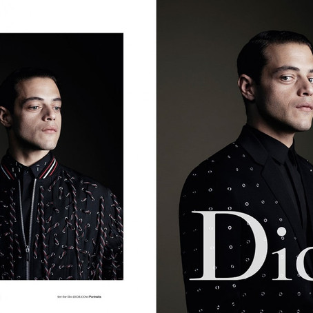 ASAP ROCKY, BOY GEORGE & MORE STAR IN DIOR HOMME'S  SS17 AD CAMPAIGN