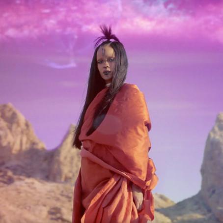 RIHANNA DROPS NEW SINGLE - 'SLEDGEHAMMER'