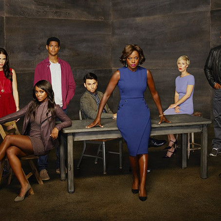 'HOW TO GET AWAY WITH MURDER' RETURNS WITH A LOVE TRIANGLE